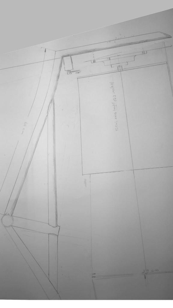 Rotor-drawing