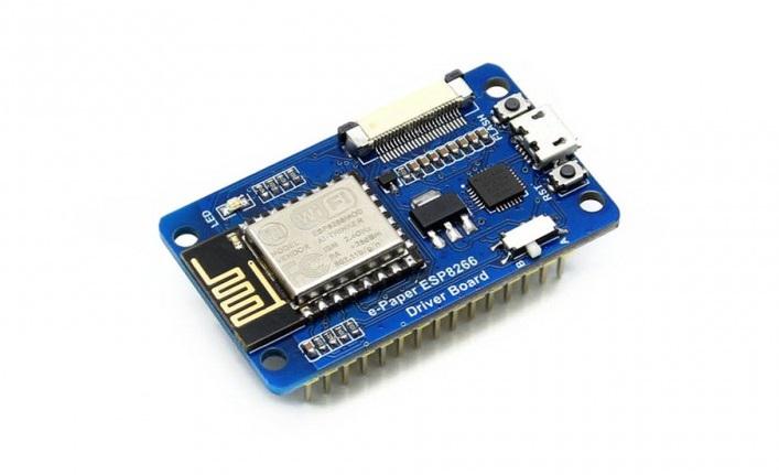 e-paper esp8266 driver-board