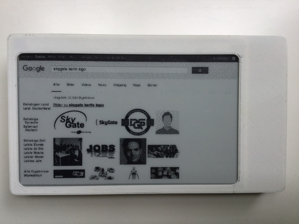 Website to display
