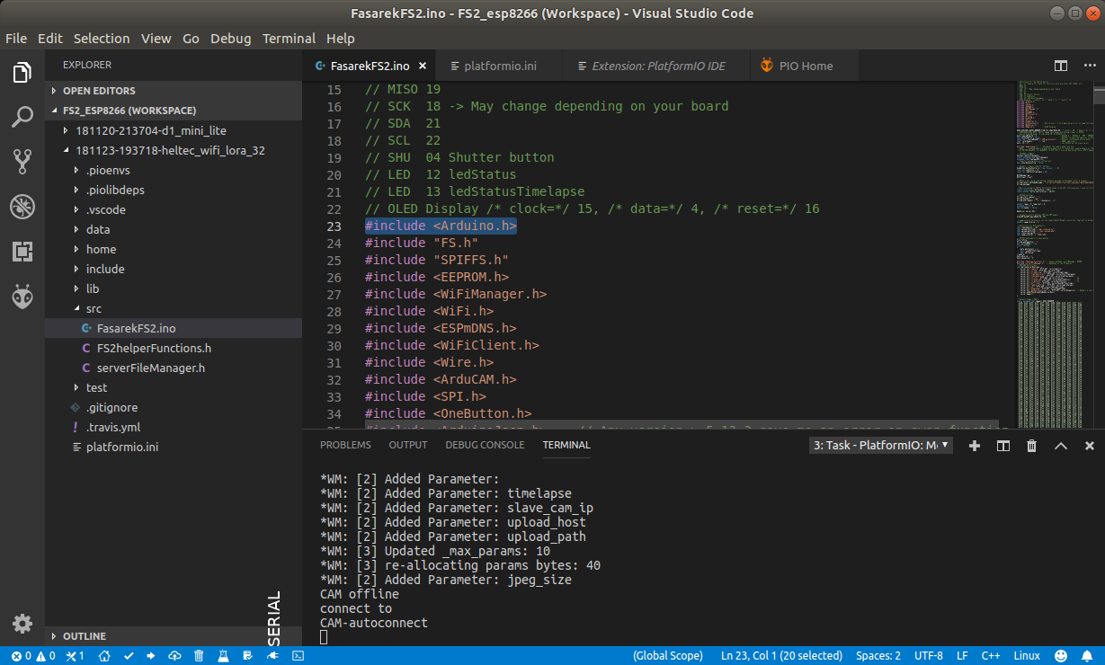 PlatformIO: An alternative to Arduino IDE and a complete