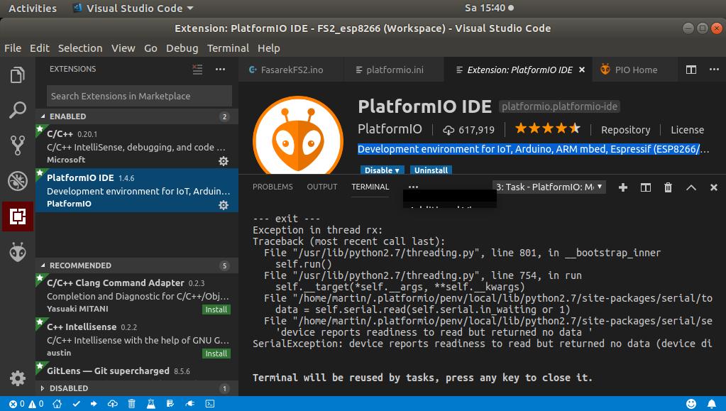 Visual Programming Ide